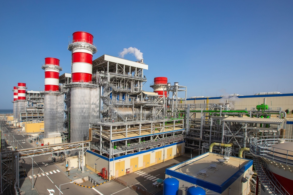 Operations have started on Oman's Sohar 3.