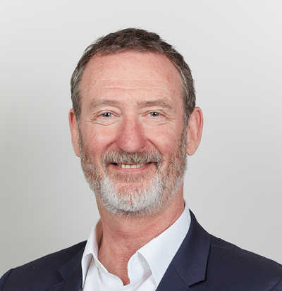 Mike Haigh, chairman of Mott Macdonald.