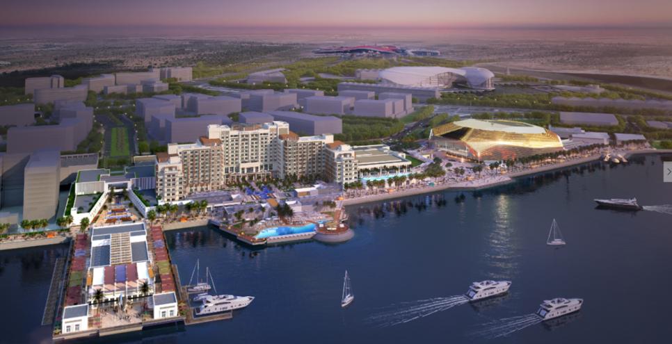 Miral is developing Yas Bay in Abu Dhabi.