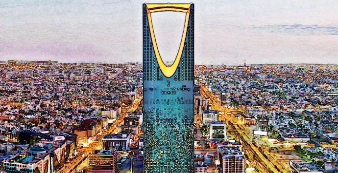 Saudi Arabia's construction sector is growing.