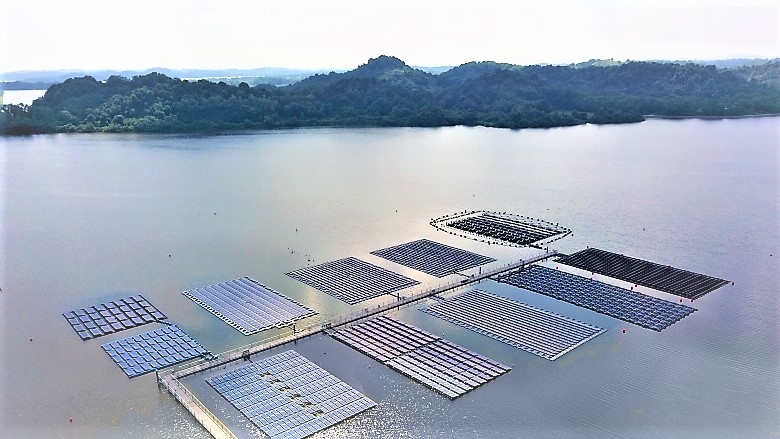 Dubai may soon get floating solar PV panels.