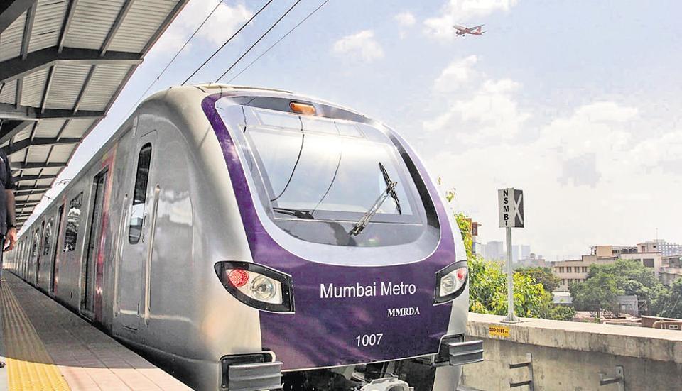 L&T has won work on India's Mumbai Metro.