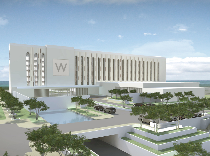 Omran will open the W Muscat hotel on 12 June.
