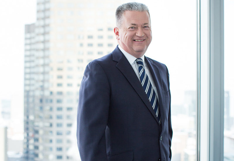 Neil Bruce has stepped down from SNC-Lavalin.