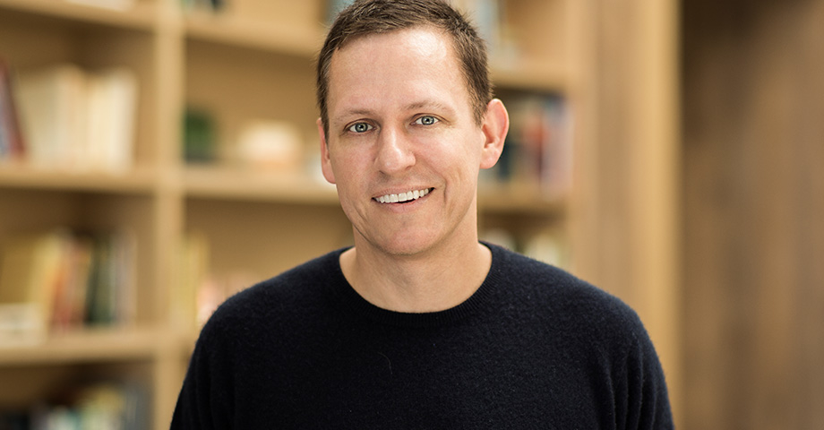 Peter Thiel has invested in Tenderd.