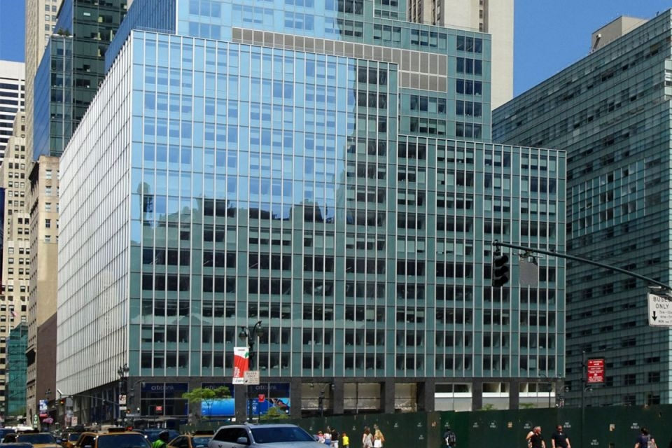 Adia may buy out the Manhattan tower.