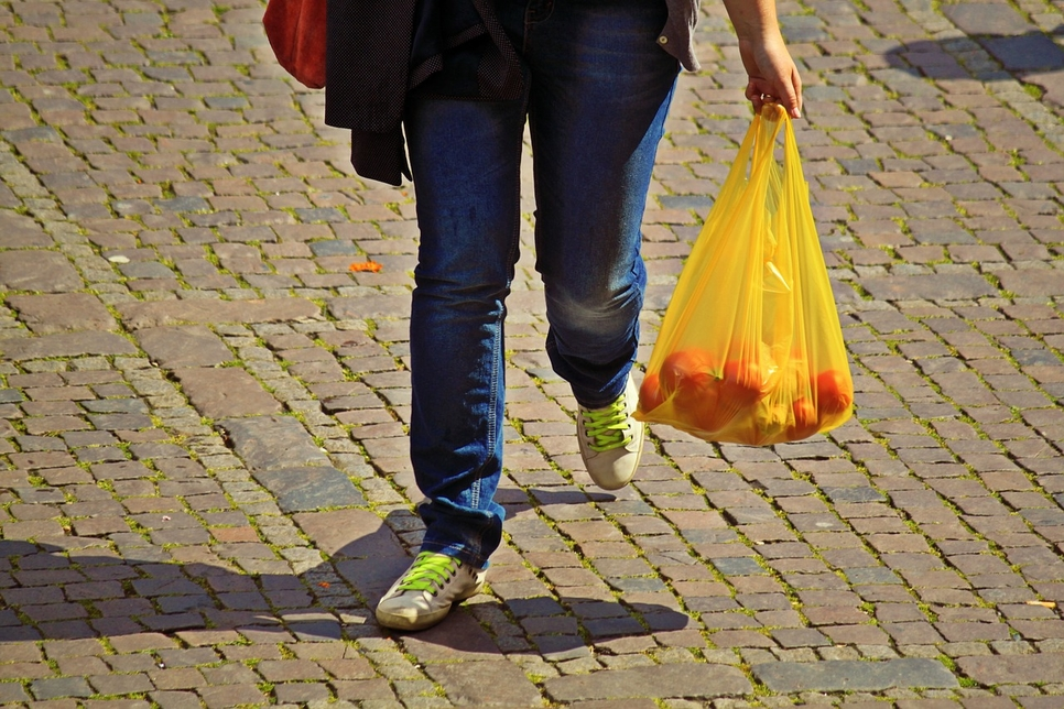 Bahrain is banning plastic bags starting July 2019.