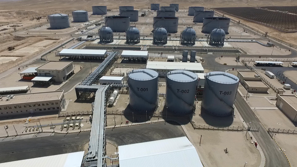 ADFD funded the petroleum project in Jordan.