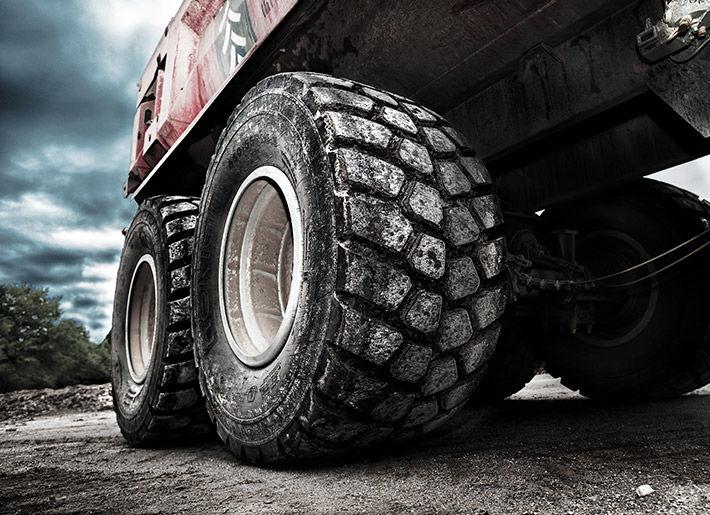 Nokian Heavy Tyres is a Finnish company.