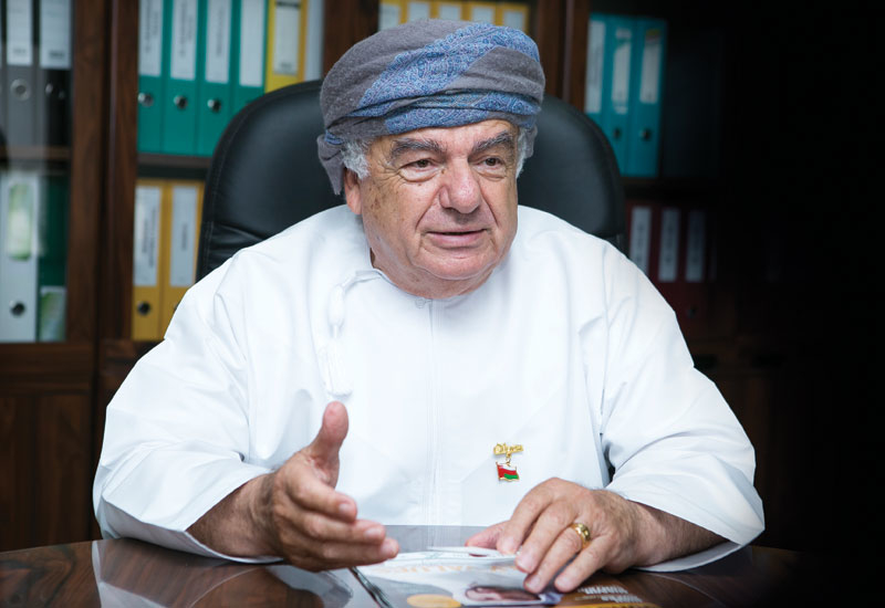 Simon Karam is director of Oman's Sarooj.