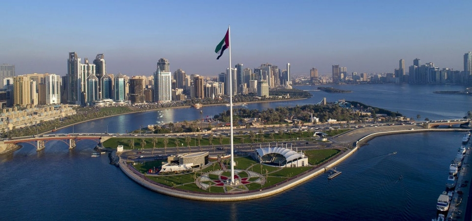 Sharjah is one of the UAE's Northern Emirates.