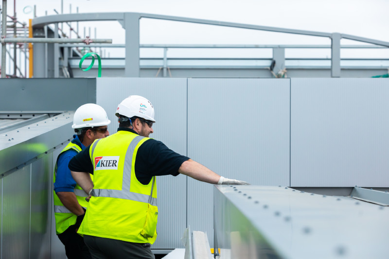 Kier Group is a UK contractor.