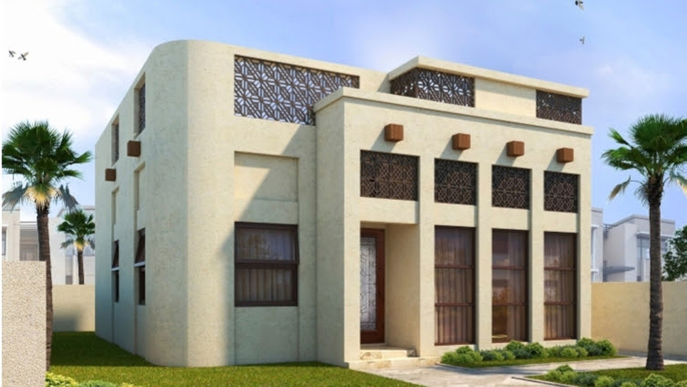 AUS will develop the 3D printed house in Sharjah's SRTI Park.