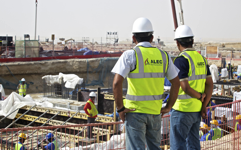 ALEC is among the UAE's largest construction companies.
