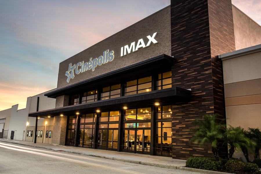 Six Cinépolis theatres will open in Saudi Arabia by 2021.