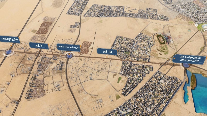 Dubai-Al Ain Road will be upgraded.