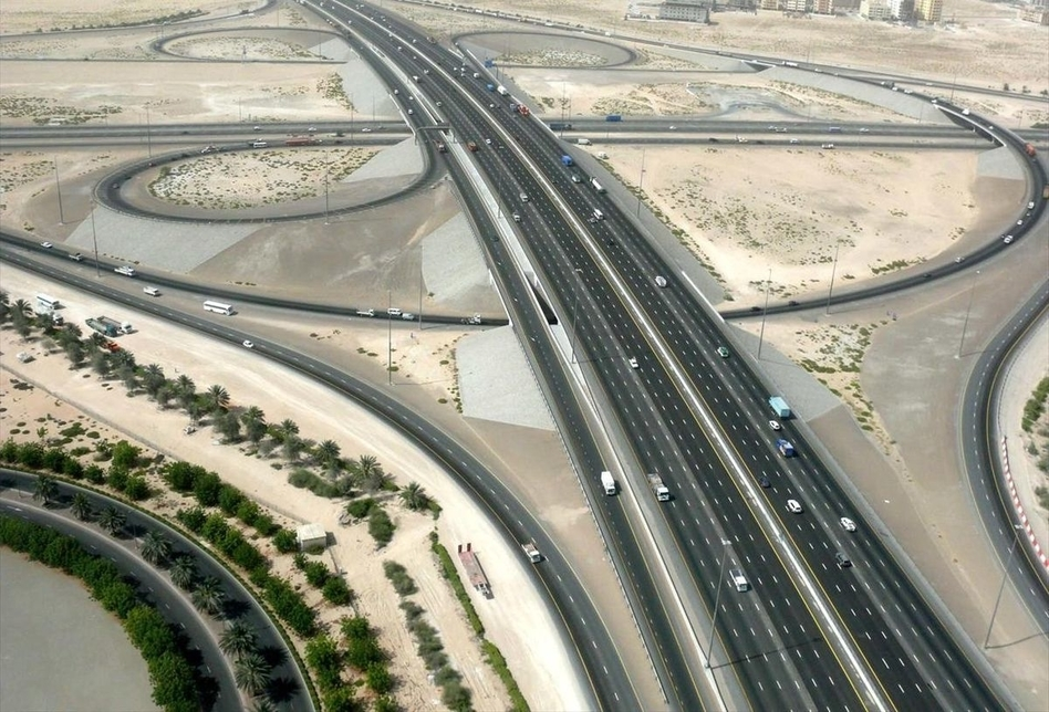 Abu Dhabi is sustainably paving roads [representational image].