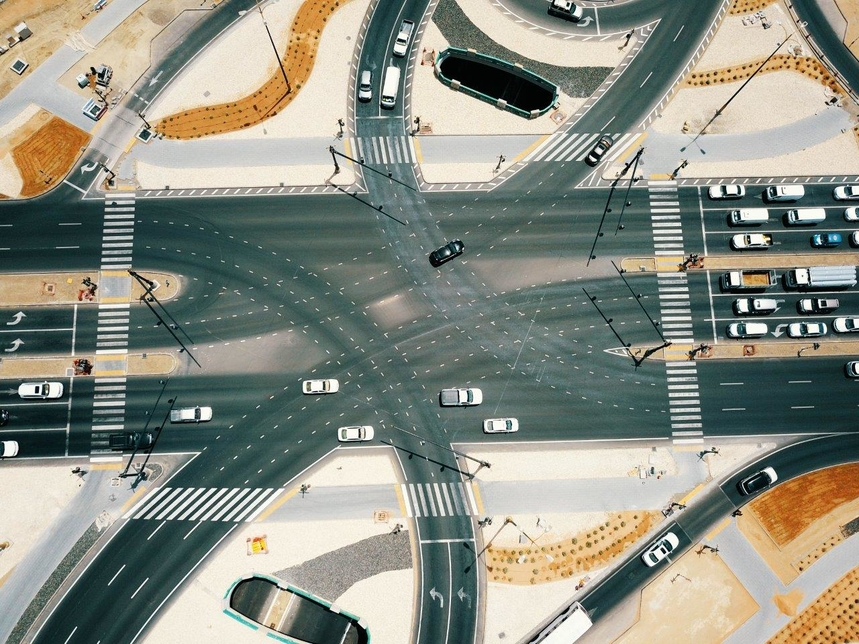 Four intersections have opened in Al Ain.