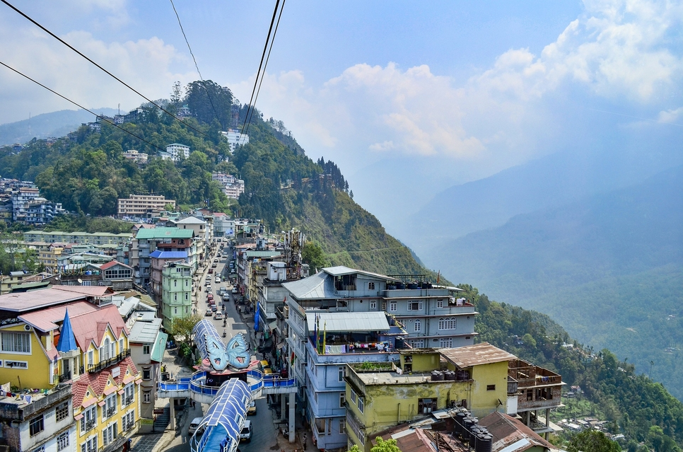 Sikkim is one of the Indian states that Japan will invest in.