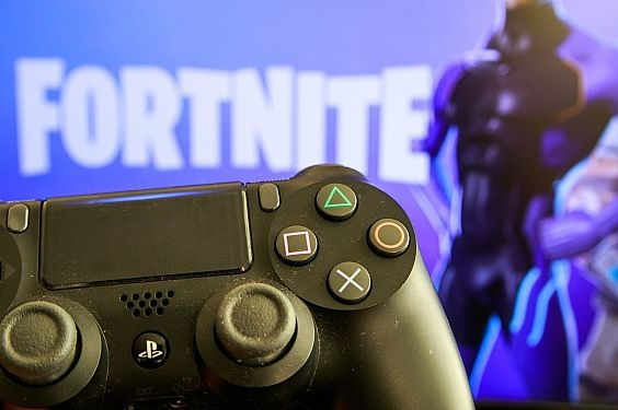 Fortnite is one of the games that Tencent partly owns.