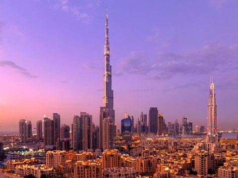 Dubai's real estate sector grew in 2018.
