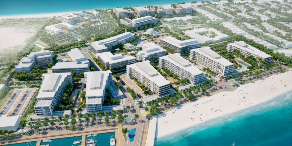 Shapoorji Pallonji will build the Saadiyat homes.