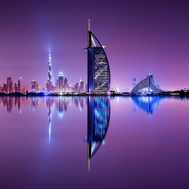 Smart mobility is coming to Dubai [representational].