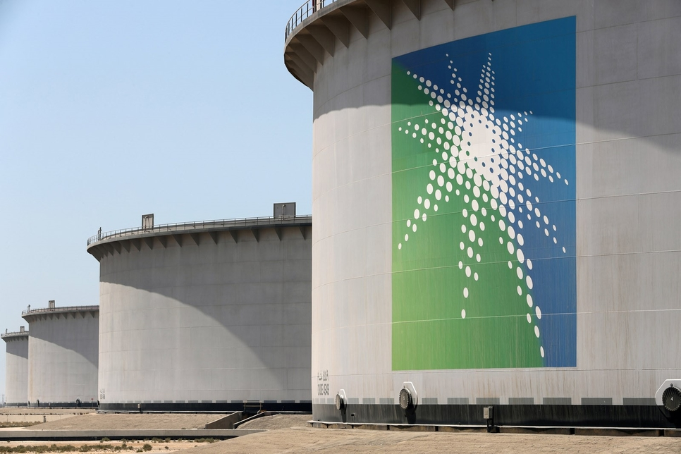 Saudi Aramco produced 13.2 million barrels of oil equivalent per day in H1 2019.