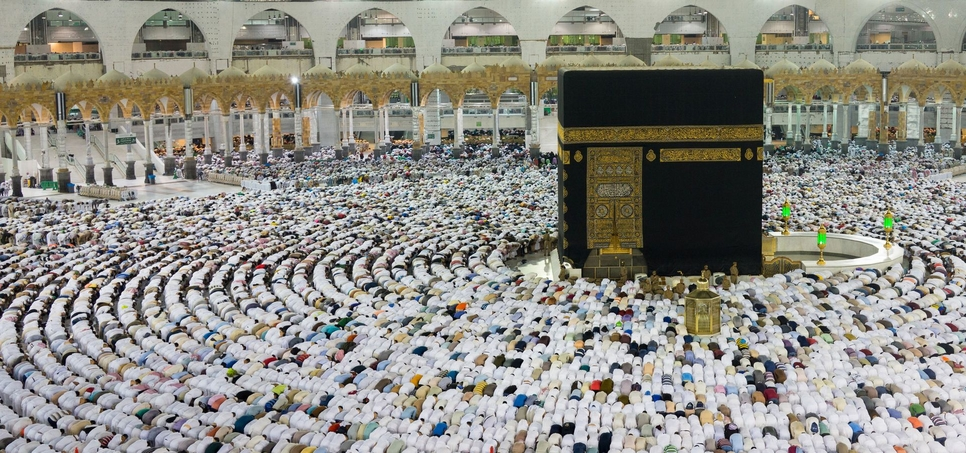225,000 Hajj pilgrims will receive pre-immigration clearance.