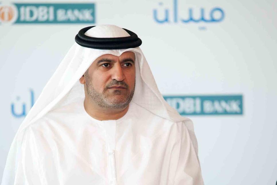 Saeed Al Tayer is chairman and CEO of Dubai's Meydan Group.