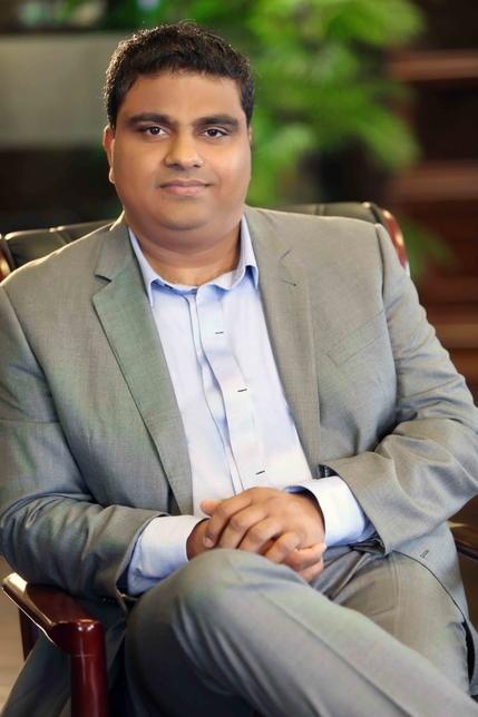 Dr Anil Pillai, Airolink.