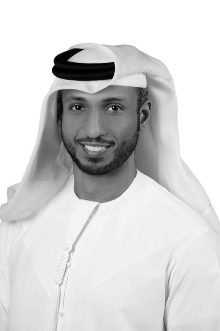 Eng Hamad Al Ameri of Trojan General Contracting.