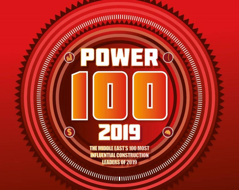 The 2019 Construction Week Power 100 has been revealed.