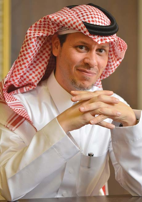 Fakher Al Shawaf is the CEO of Al Bawani Construction.