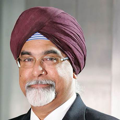 Gurjit Singh is the senior VP for real estate at Dubai World Trade Centre.