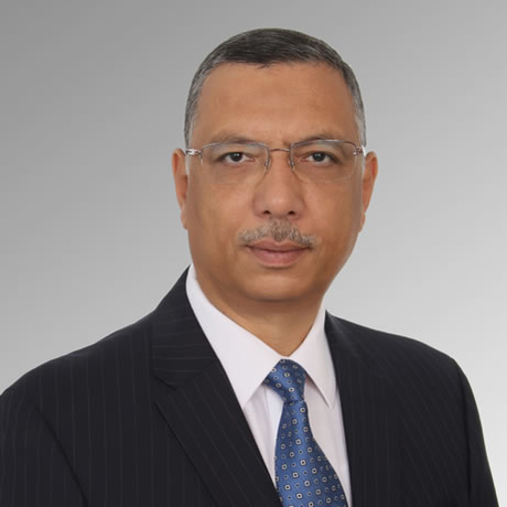 Hamed Zaghw is the CEO for Middle East and Africa at Aecom.