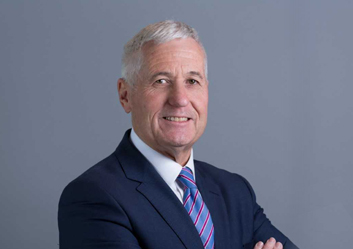 Peter Pollard is the acting CEO of Arabtec.