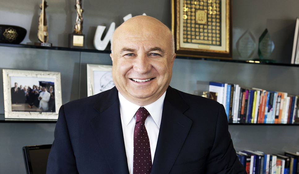Dr Sani Sener is CEO of TAV.