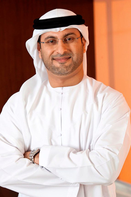 Nabil Al Khaja, chief projects officer of Wasl Asset Management.