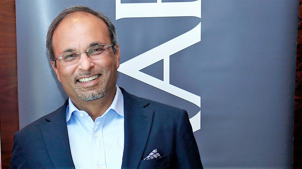 Amit Jain, group CEO of Dubai's Emaar.