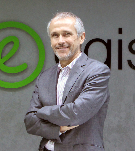 Christian Laugier of Egis Middle East.