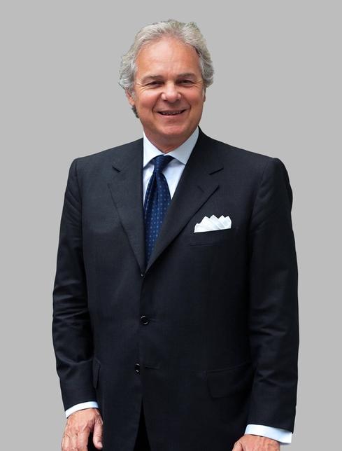 Pietro Salini is the CEO of Salini Impregilo.