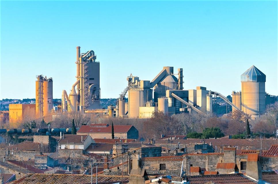 FL Smidth will build the Morocco cement plant [representational].