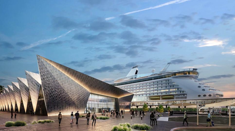 ASGC will work on Dubai Cruise Terminal.