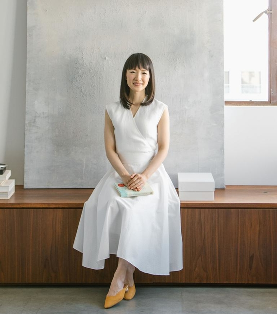 Kon Mari is explained in Netflix's Tidying Up With Marie Kondo.