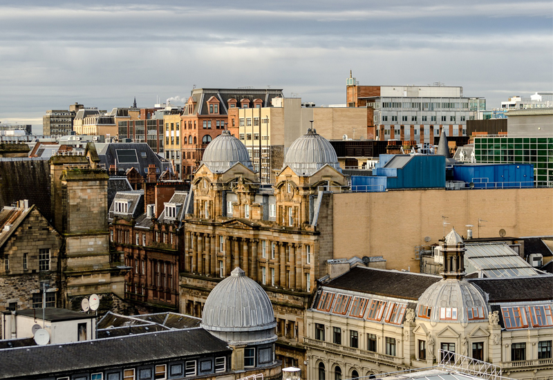 Arbah Capital has acquired the Sauchiehall building [representational].