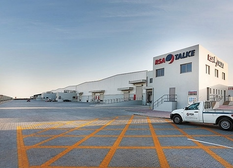 RSA-Talke has facilities in Dubai South.
