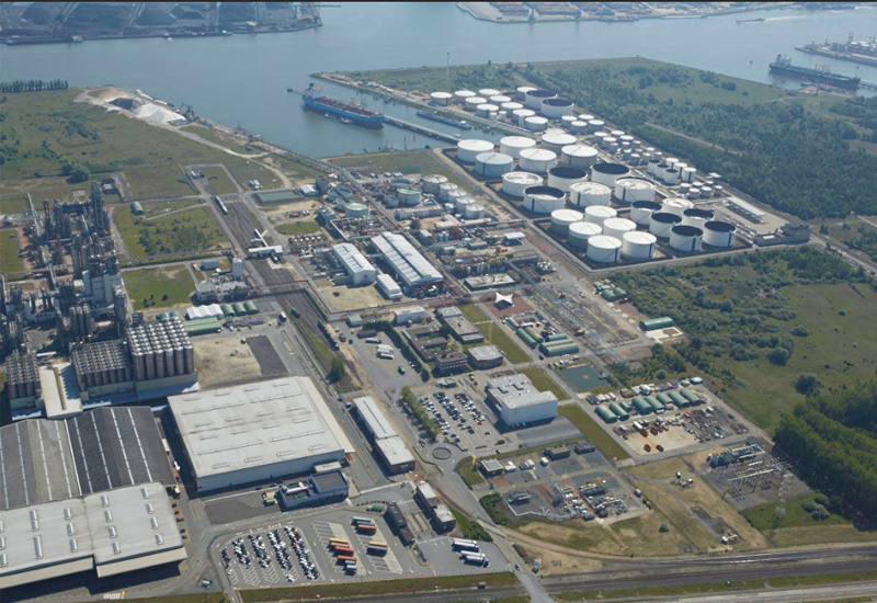 Ineos' will develop a plant in Antwerp, Belgium