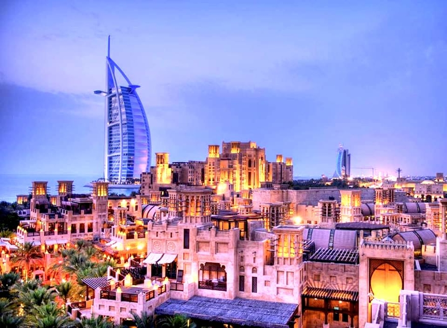 Madinat Jumeirah Living is a Dubai Holding project.