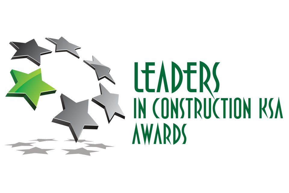 The Leaders in Construction KSA Awards 2019 will be held on 10 September.